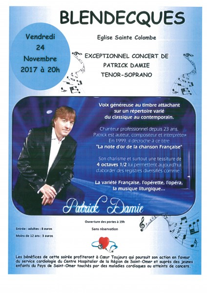 concert damie blendecques